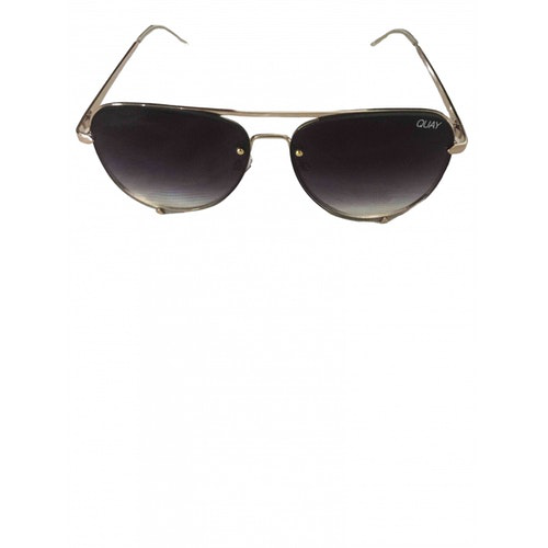Quay Metal Sunglasses