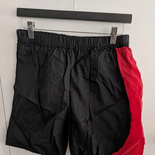 Xander Zhou Black Shorts