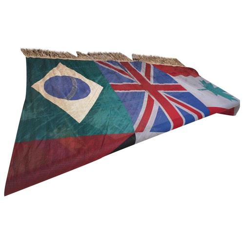 Wunderkind Multicolour Silk Handkerchief