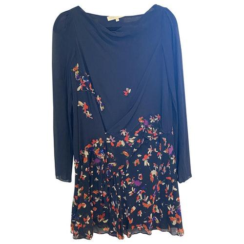Vanessa Bruno Multicolour Silk Dress