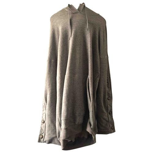 Y/project Grey Cotton Knitwear