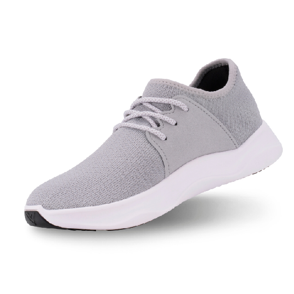 Vessi Footwear Mist Grey