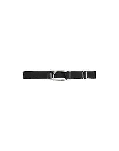 Polo Ralph Lauren Regular Belt In Black