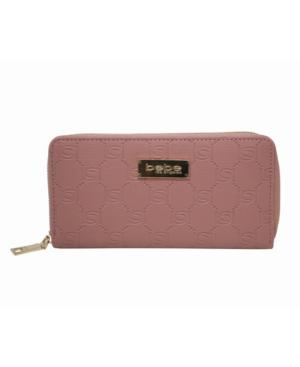 Bebe Alana Wallet In Pink