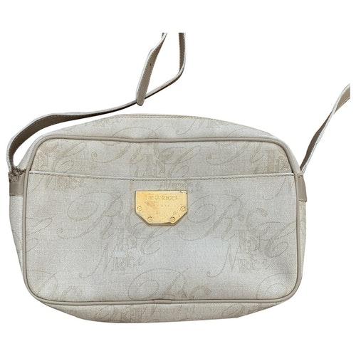 Nina Ricci Beige Cloth Handbag