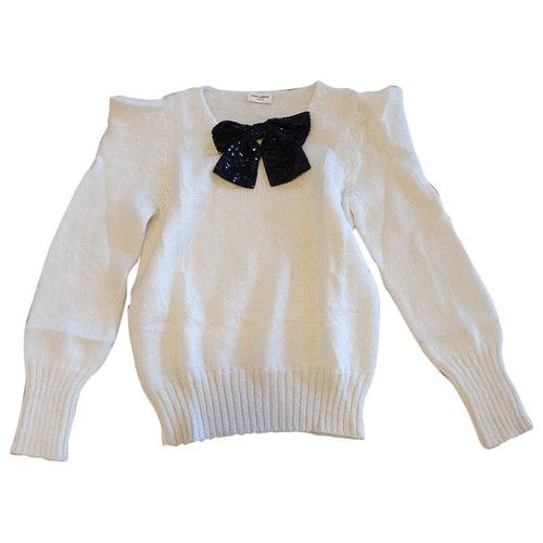 Saint Laurent Wool Knitwear