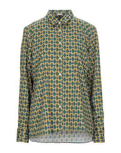 Robert Friedman Patterned Shirts & Blouses In Multi