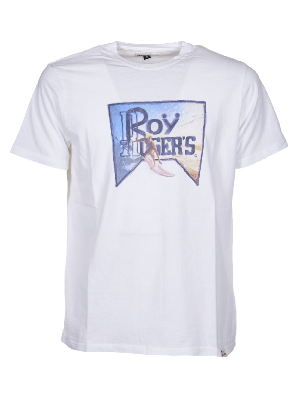Roy Rogers T-shirt In White