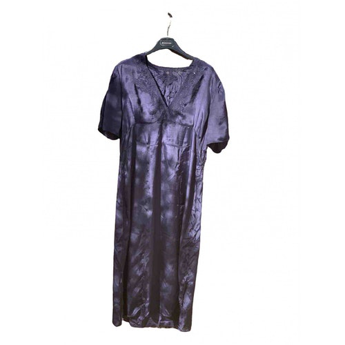 Swildens Navy Dress