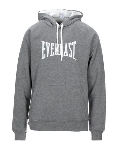Everlast Hooded Sweatshirt In Grey