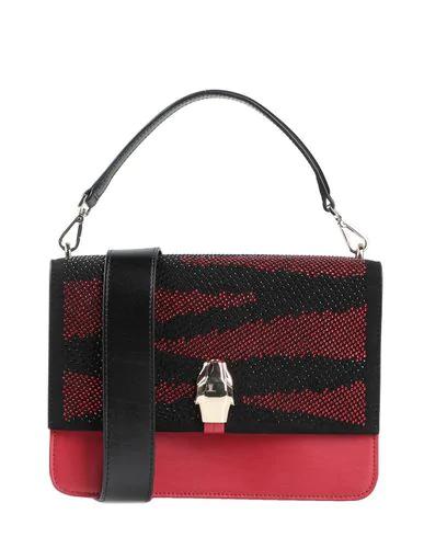 Cavalli Class Cross-body Bags In Red