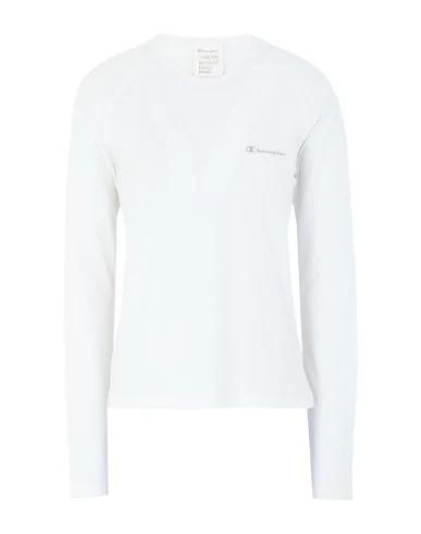 Champion T-shirt In White