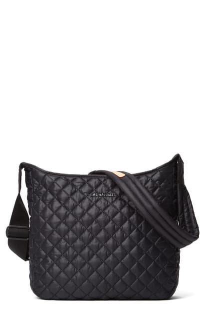 Mz Wallace Parker Crossbody Bag In Black