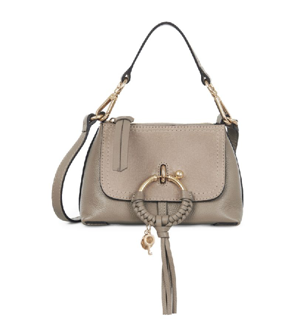 See By ChloÉ Mini Leather Joan Shoulder Bag