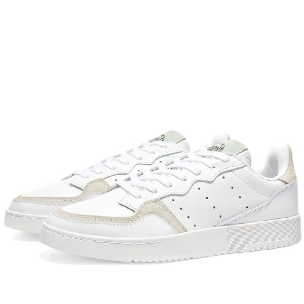 Adidas Womens Adidas Supercourt W In White