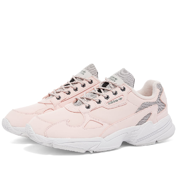 Adidas Womens Adidas Falcon W In Pink