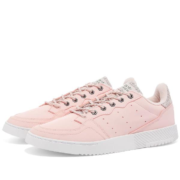 Adidas Womens Adidas Supercourt W In Pink