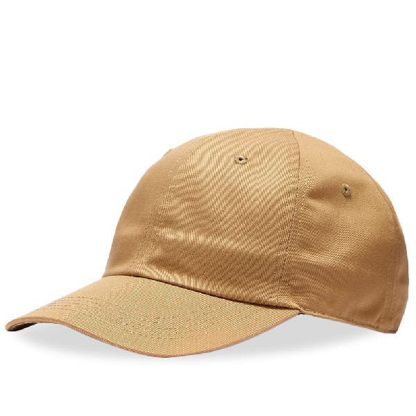 The Real Mccoys The Real Mccoy's Joe Mccoy Cotton Baseball Cap In Brown