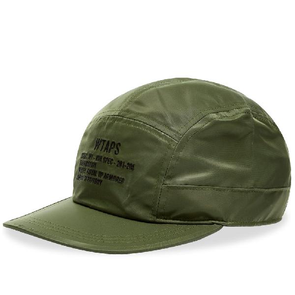 Wtaps T-7 01 Cap In Green
