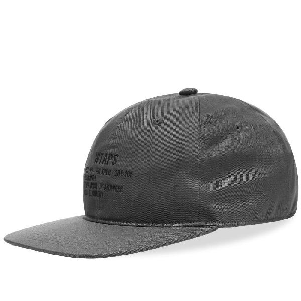 Wtaps T-6l 02 Cap In Grey