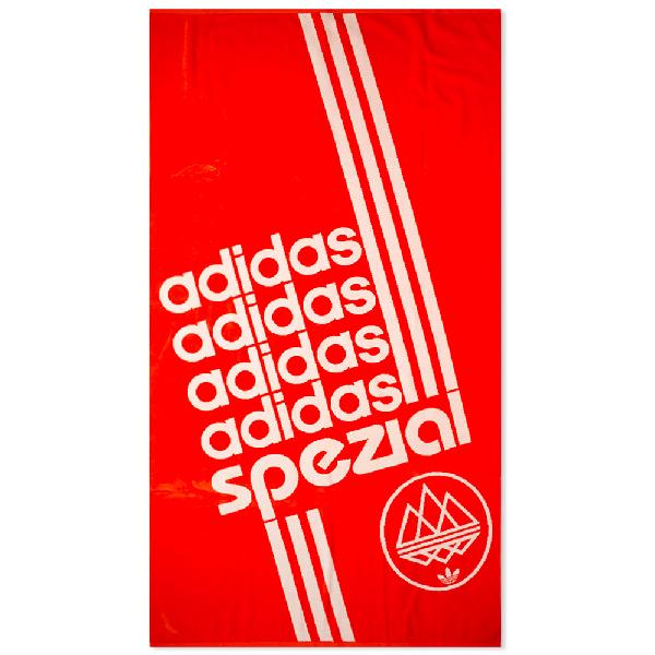 Adidas Consortium Adidas Spzl Towel In Orange