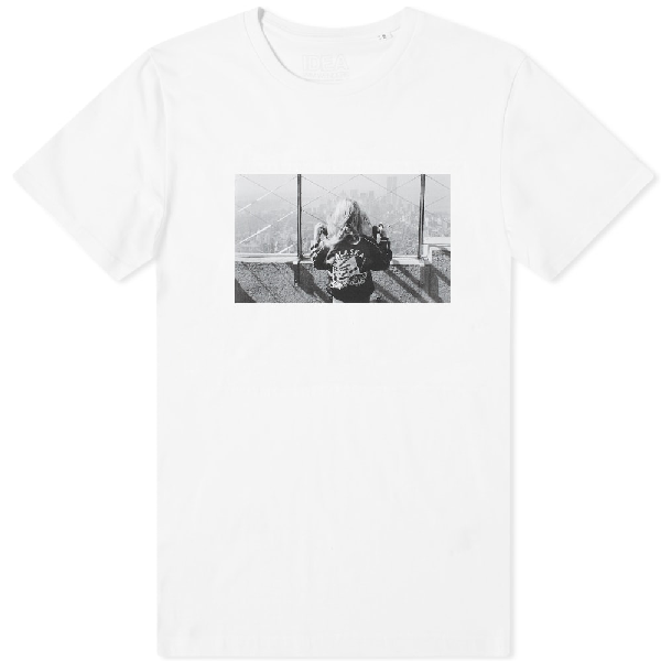 Idea Alice In The Cities Tee In White