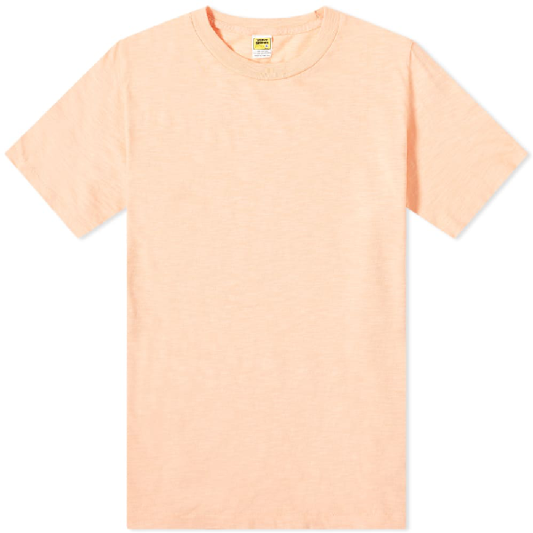 Velva Sheen Regular Tee In Pink