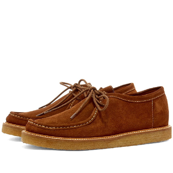 Wild Bunch Wally Shoe In Brown