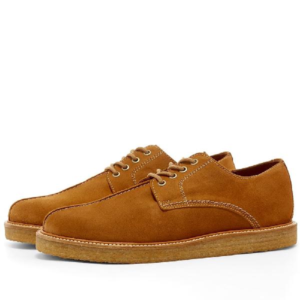 Wild Bunch Mst 4 Seam Shoe In Brown