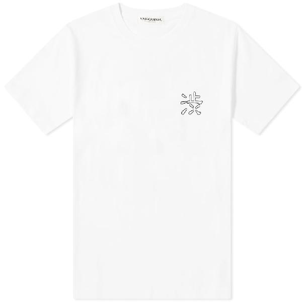 Vanquish Maiko X Shibuya Tee In White