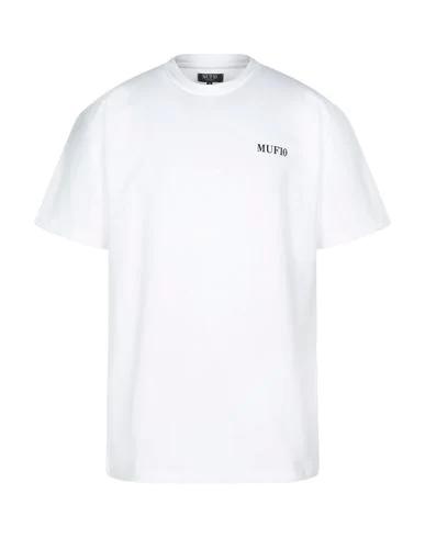 Muf10 T-shirt In White