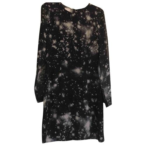 Lala Berlin Black Silk Dress