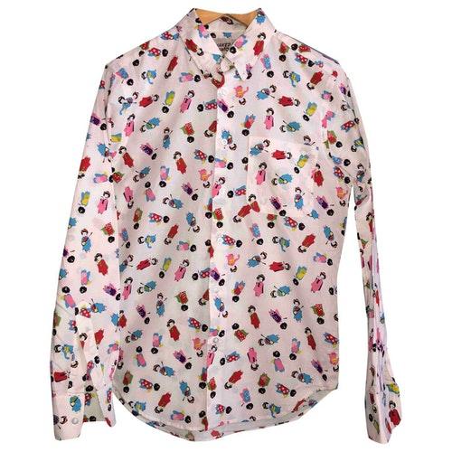 Naked & Famous Multicolour Cotton Shirts