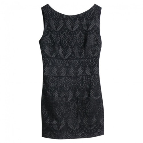 Pierre Balmain Black Dress