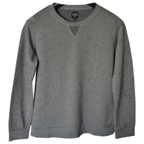 Swildens Grey Cotton Knitwear