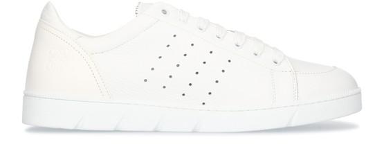 Loewe Soft Sneaker Sneakers In White Leather