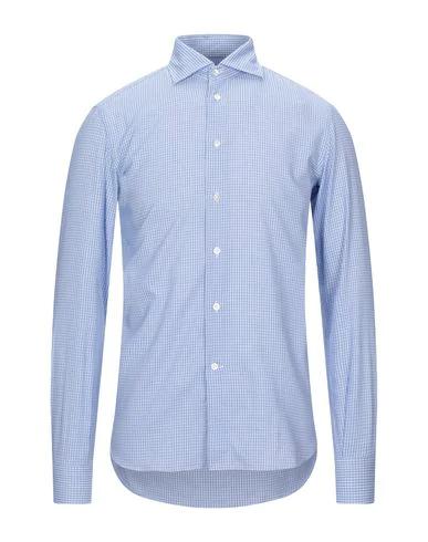 Brió Patterned Shirt In Azure