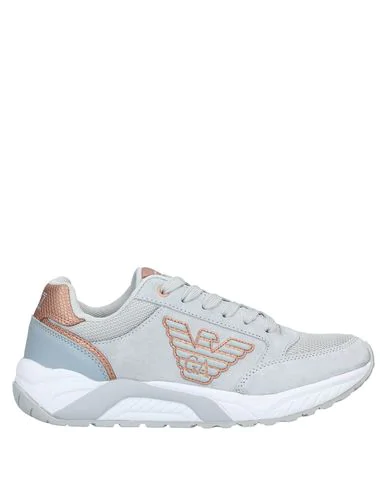 Ea7 Sneakers In Light Grey