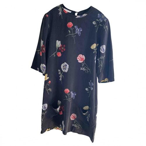 Equipment Multicolour Silk Dress