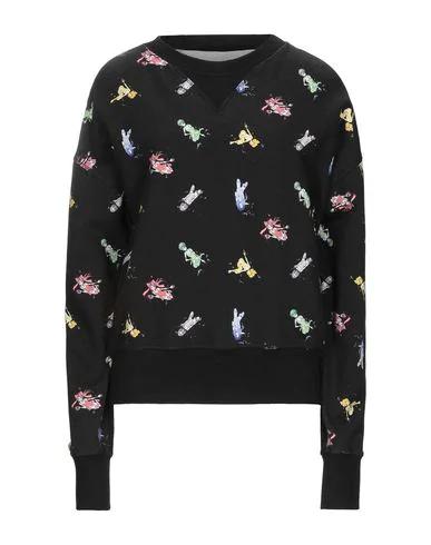 Maison Margiela Sweatshirt In Black