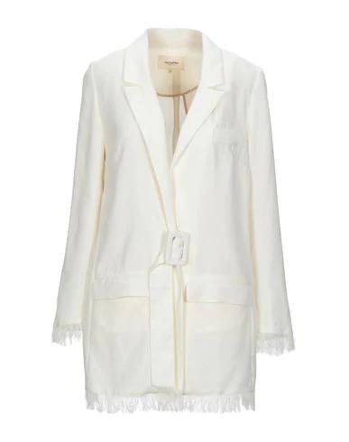 Nanushka Blazer In White