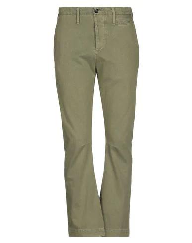 Novemb3r Casual Pants In Military Green