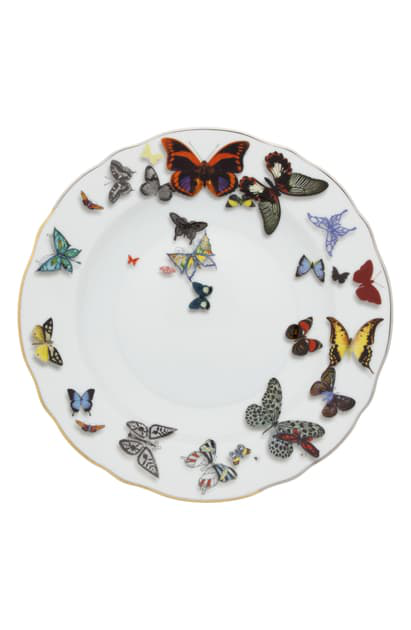 Christian Lacroix Butterfly Parade Soup Plate In Multi