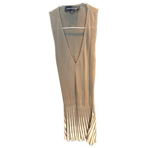 Barbara Bui Beige Dress