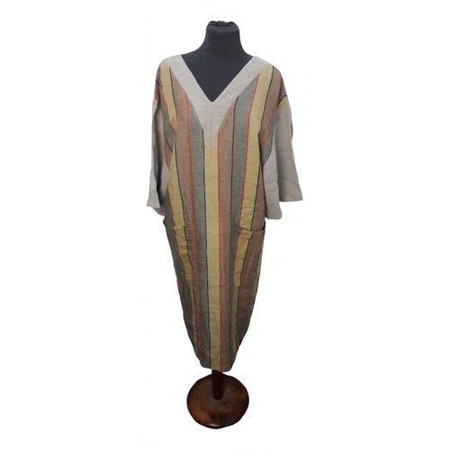 Pierre Balmain Linen Dress