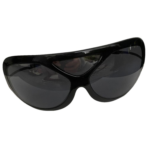 Silhouette Black Sunglasses