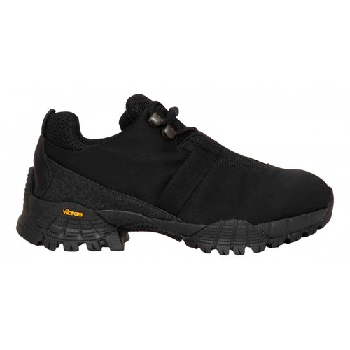 Alyx Black Suede Trainers