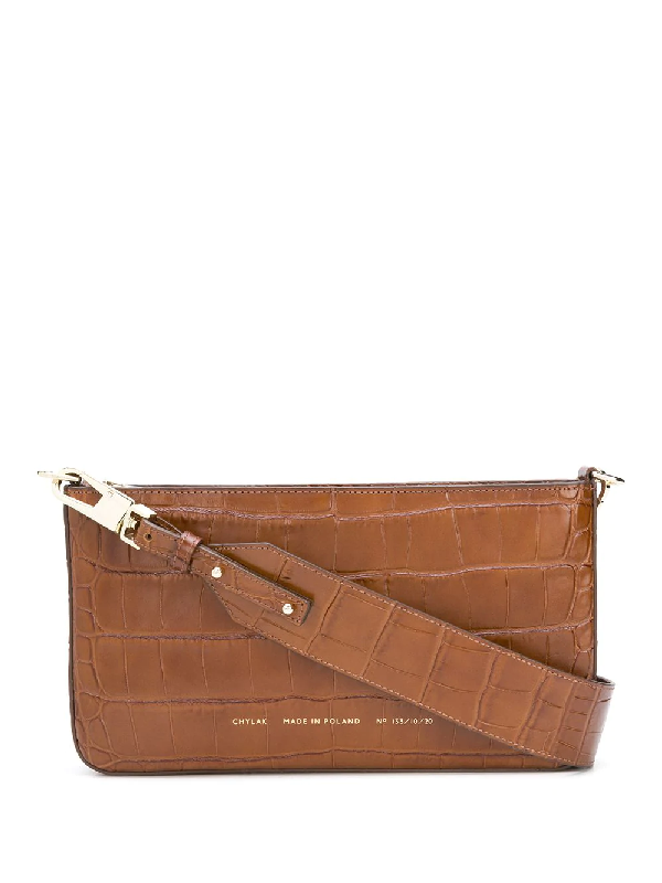 Chylak Underarm Shoulder Bag In Brown