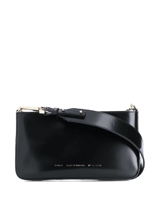 Chylak Underarm Shoulder Bag In Black