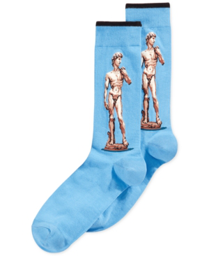 Hot Sox Men's Socks, David